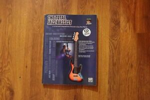 Bass Learning Book with CD
