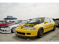 Wanted : Honda Civic 1992-1995 civic eg/ej2 coupe wanted b16/b18/d16/vti/sir