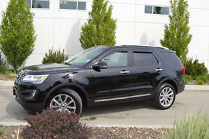 2016 Ford Explorer Limited 4x4 SUV, Crossover