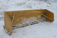 Storm 12 foot snow pusher 4000 obo