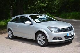 VAUXHALL ASTRA 1.6i 16V SXi 3dr ONE OWNER LOW MILEAGE 40,000 MILES