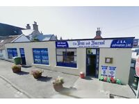 Shop in Portknockie for Lease / Sale
