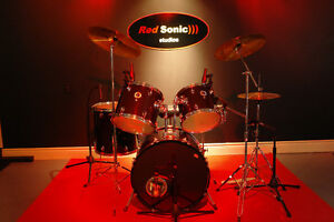 Recording Studio Sales Event! Quality-Used Drum Set/Stage Mics