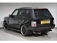2006 Land Rover Range Rover 3.6TD V8 auto 2007MY Vogue BLACK - PX SWAP -
