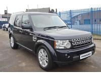 Land Rover Discovery 4 3.0SD V6 ( 242bhp ) 4X4 Auto 2010MY HSE 7 SEATER