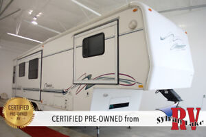 Carriage Cameo – Perfect Economical & Functional 5th Wheel