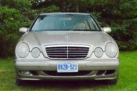 2002 Mercedes-Benz E320 Wagon