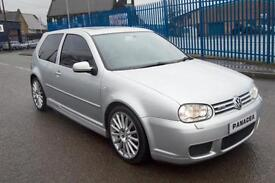 VOLKSWAGEN GOLF 3.2 2003MY R32 +INVESTMENT CAR+