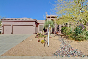 Mesa Vacation Rental in Gated Community