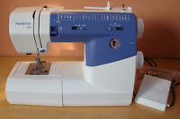 HUSQVARNA 'Huskystar 224' SEWING MACHINE
