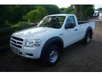 FORD RANGER 4X4 SINGLE CAB PICK UP 59 REG