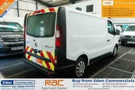 2015 65 RENAULT TRAFIC 1.6 SL29 BUSINESS DCI WHITE PANEL VAN