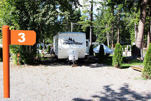 Magna Bay Resort - RV lot for sale on Shuswap Lake!