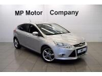 2014 14 FORD FOCUS 1.0 TITANIUM X NAVIGATOR 124 BHP, 5DR 6SP ECO HATCH, 43,000M