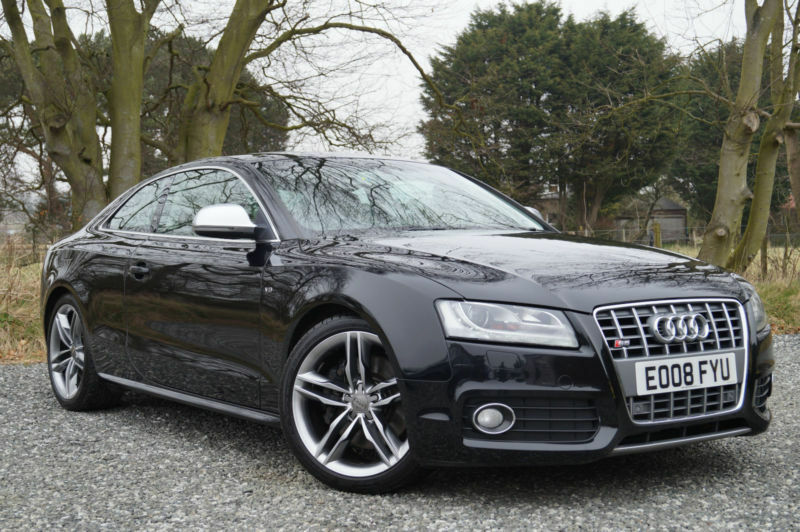 audi s5 4 2 v8 quattro stunning example 48k miles. Black Bedroom Furniture Sets. Home Design Ideas