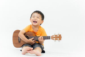 TODDLER MUSIC CLASSES - Summer Camps and Fall Classes