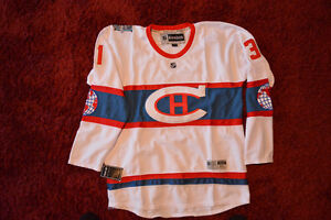 Chandail neuf de Carey Price #31.