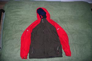 Manteau de snowboard Bonfire pour homme