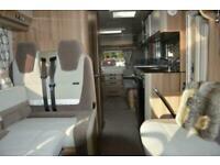 Swift Bolero 744 PR FIAT DUCATO GEARBOX 4 BERTH 4 TRAVELLING SEATS MOTORHOME