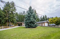 Salmon Arm - Family Home in a Great Location