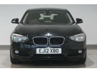 2012 Black BMW 118 2.0TD auto d SE - FINANCE - P/X SWAP -