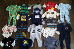 12-Month Size Baby Boy Clothes - $45 for all!