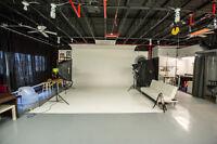 Location Studio Photo professionnel à Montréal