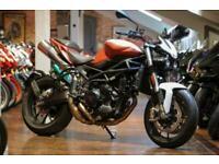 Moto Morini Corsaro ZZ Brand New - Delivery Mileage