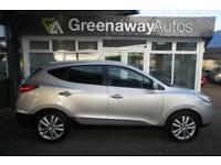 2010 HYUNDAI IX35 PREMIUM CRDI 2WD GREAT VALUE FOR MONEY ESTATE DIESEL