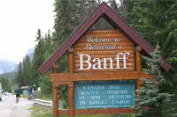 Canmore to or From Banff - Via 4 Aces Taxi $49.95