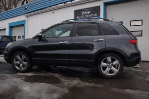 2007 Acura RDX Leather SUV, AWD Crossover