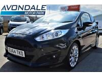 2014 FORD FIESTA SPORT BLACK VAN TDCI CAR DERIVED VAN DIESEL