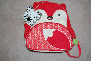 Back Pack and Lunch Bag (Skip Hop - Red Fox)