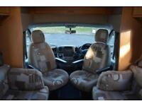 2010 ELDDIS AUTOQUEST 155 2.2 DIESEL MANUAL 4 BERTH 3 DOOR MOTORHOME MOTOR CARAV