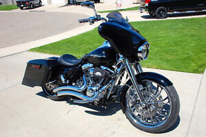 Mint Condition Upgraded 2009 Street Glide