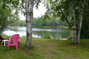 Move in now, direct waterfront cottage, 90 minutes from Toronto.