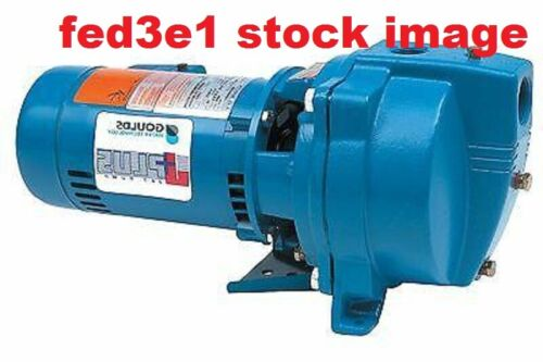 Goulds J5SH 1/2 hp 1/60-115 volts NIB, high pressure J5S Goulds