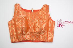 SAREES-LEHENGA-PUNJABI-KURTI-ANARKALI-INDIAN DRESS-READY BLOUSE!