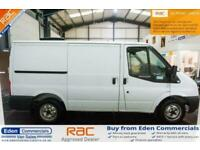 2012 62 FORD TRANSIT 2.2 300 LR * EX BT * DIESEL WHITE PANEL VAN