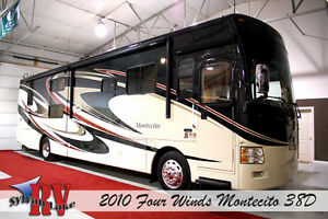 Ride like the Wind with this 2010 Four Winds Montecito 38D