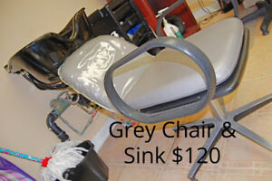 Hair Dressing Equipment, Furniture, Stock for Sale