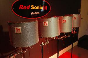 Recording Studio Sales Event! - SE Reflection Filters - $150 ea.