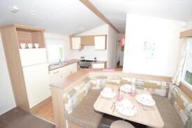 Static Caravan Isle of Sheppey Kent 3 Bedrooms 8 Berth Atlas Chorus 2010 Harts