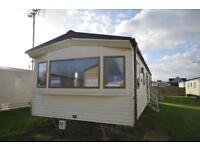 Static Caravan Whitstable Kent 2 Bedrooms 6 Berth ABI Vista 2013 Seaview