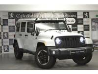 2015 15 JEEP WRANGLER 2.8 CRD X UNLIMITED 4D AUTO 197 BHP DIESEL