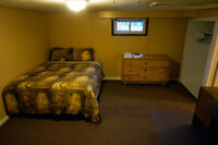 Mature Student Wanted; Large Room in Clean Home Sept 1st move-in