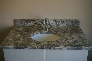 SPRING/SUMMER CLEARANCE VANITY STONE TOP