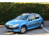 Peugeot 206 1.4 ( a/c ) 2000MY LX