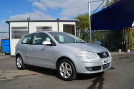 Volkswagen Polo 1.2 ( 60PS ) 2008MY Match / CAT S...