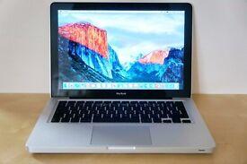 APPLE MACBOOK PRO A1278(2013/14)-excellent condition-intel core i5-2.5GHz/4GB/500GB